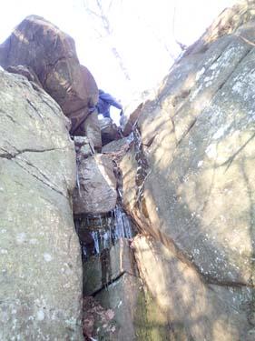 Är det inte peg54321 som klättrar där uppe?