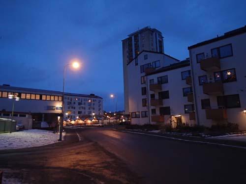 Innan solen gått upp var Axelcachen loggad.