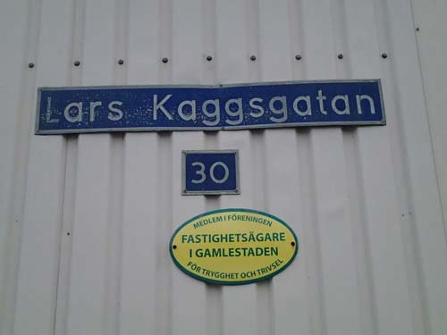 Lars Kaggsgatan