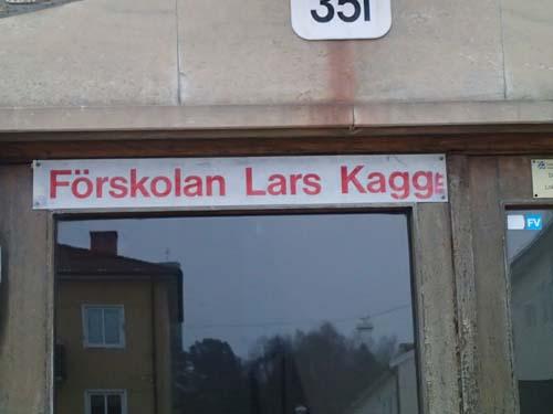Förskolan Lars Kagg
