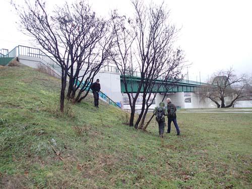 Här loggas den första burken i Serbien.