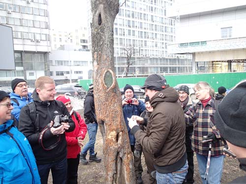 Första loggen i Ukraina är säkrad!