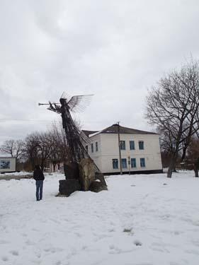 Geocaching vid Tjernobyl och Prypjat - STRÅLANDE (3/6)