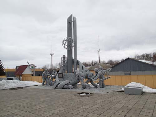 Monument över brandmän