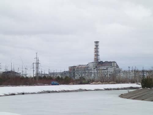 Geocaching vid Tjernobyl och Prypjat - STRÅLANDE (6/6)