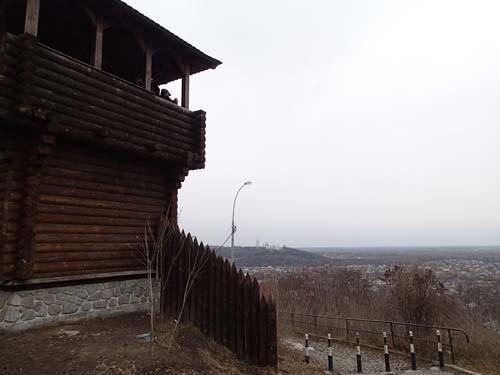 Fästningen i Poltava