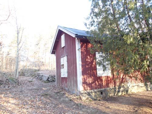 Arbetarhuset Björkekärr.