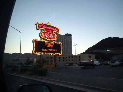 Las Vegas infart