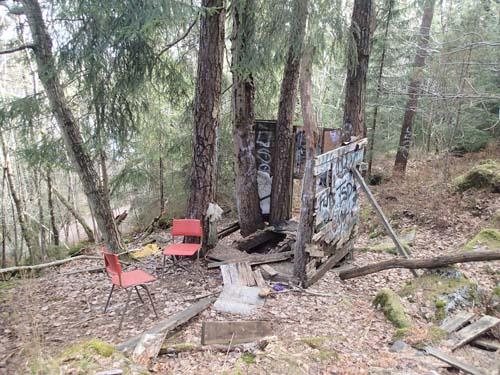 Vem har bott här?