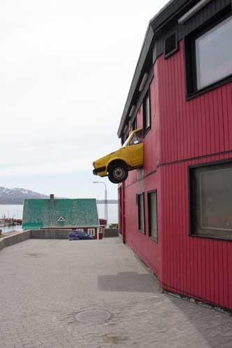 Det har inte förekommit någon inspektion av bilarna på Grönland de senaste tio åren och det märks...
