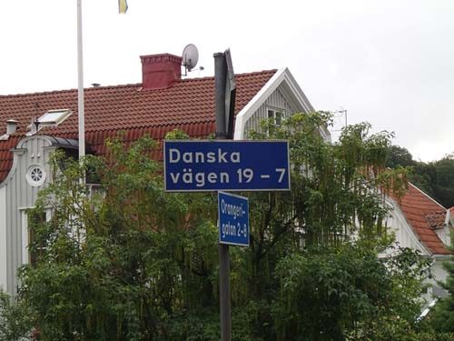 Danskavägen