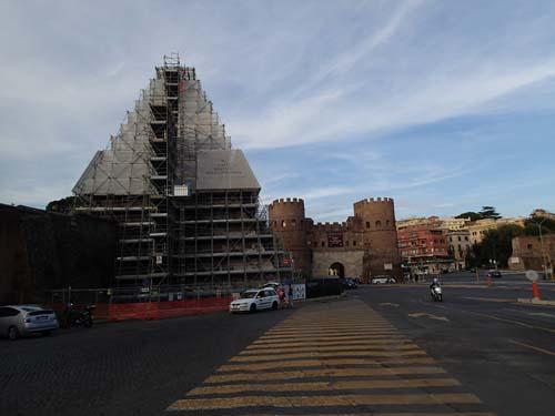 Pyramid i Rom