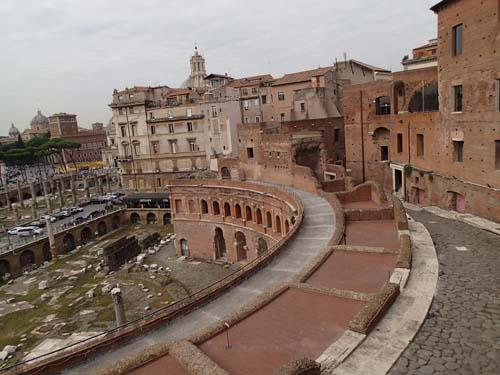 Trajanus marknad