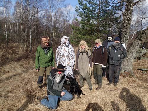 Maskeradgrupp