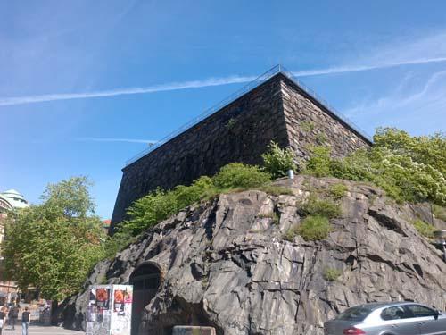 Bastiljon Carolus XI Rex