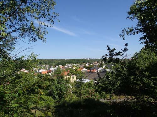 Vy över Pölsebo