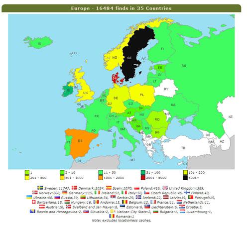 Europa har blivit grönare!