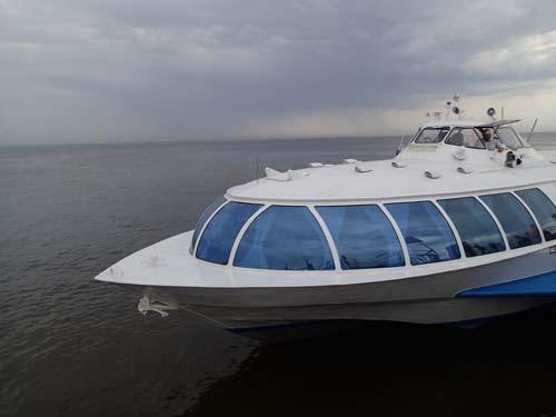 Rysk båt