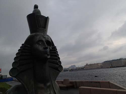 Sphinxes of terror