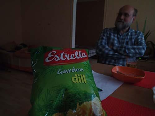 Här är chipsen - där är Ingabo men var är.....?