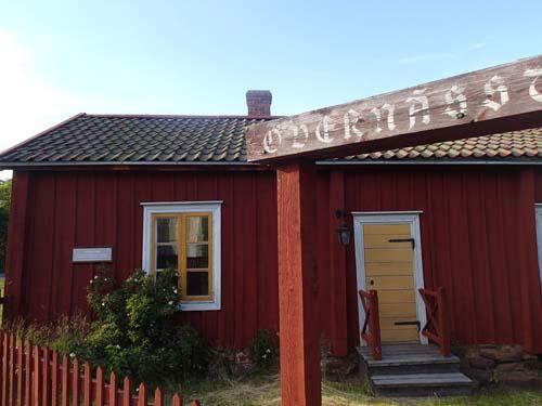 Orginalet - Övernäsgården från 1861 då orten bildades.