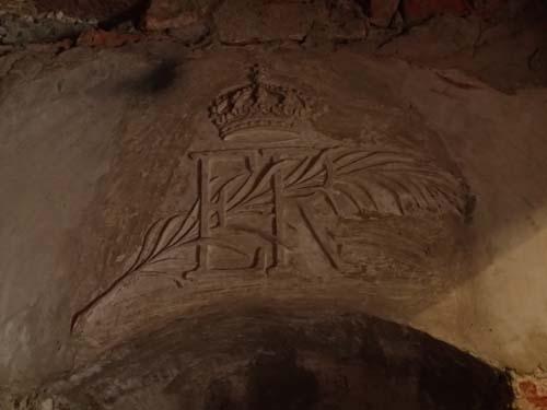 Erik XIV:s namnskiffer.