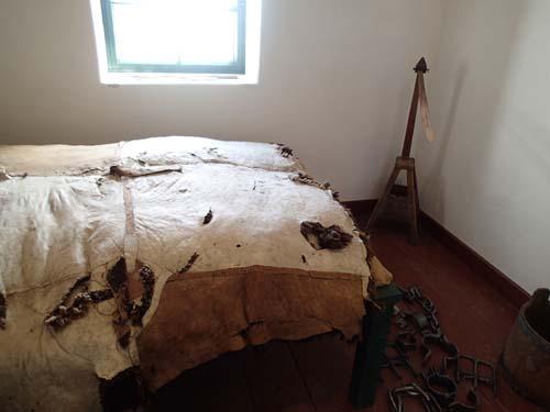 En Cell från cirka år 1800 för 2-6 personer.