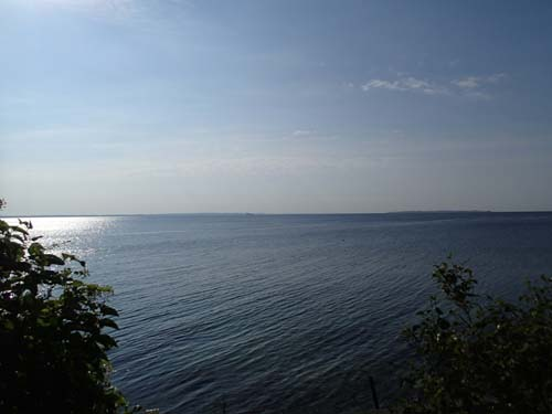 Det glittarande havet
