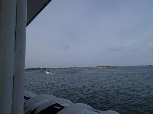 Ut på havet