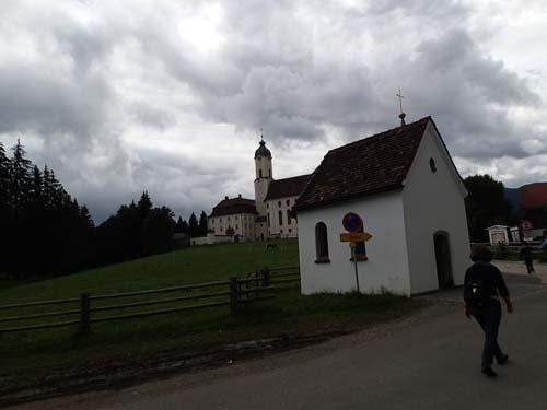 Wieskirche Kapellet