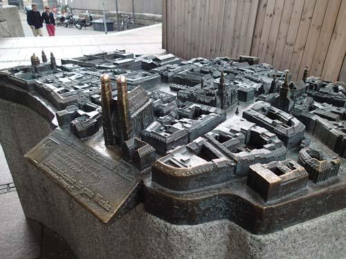 Staden i miniatyr