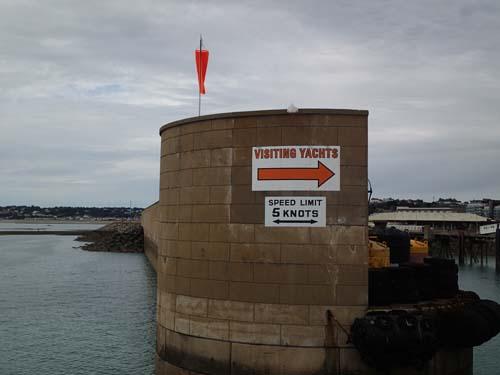 Jerseys hamn