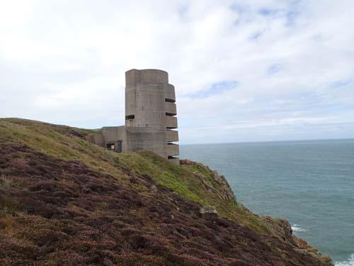 Massivt betongtorn