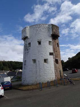 Greve De Lecq Tower