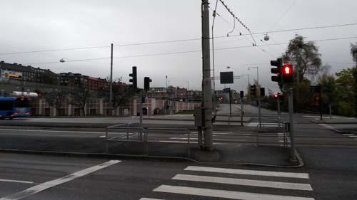 På Södra Gårda - nästan vid Liseberg.