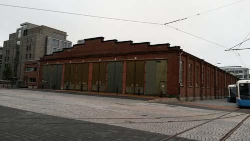 Spårvagnsmuseum