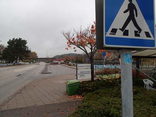 Lindome station