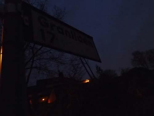 Granliden i mörker