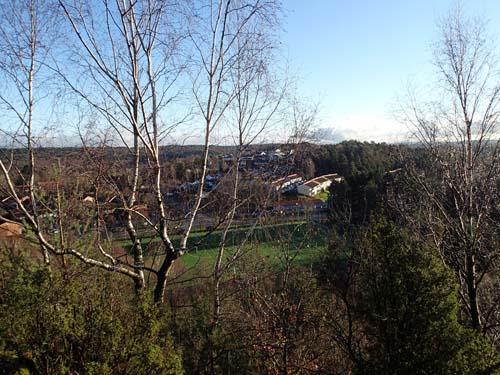 Utsikt över Balltorp
