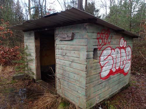 Är detta ett vindskydd eller en bunker?