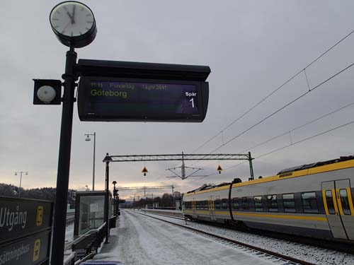 Surte station