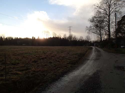Skallsjö Ängars väg