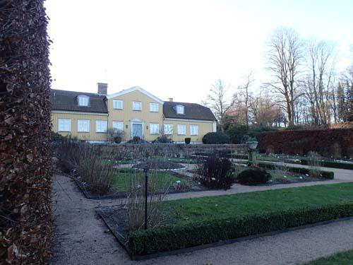 Änggårdens huvudbyggnad