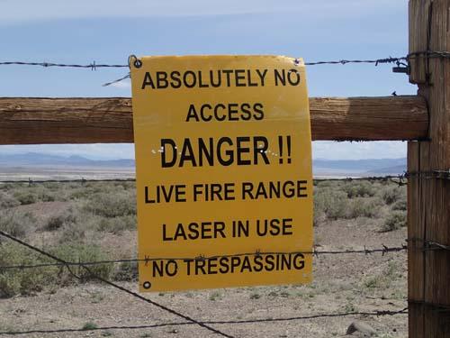 Eller vänta lite, det kanske var lite farligt....