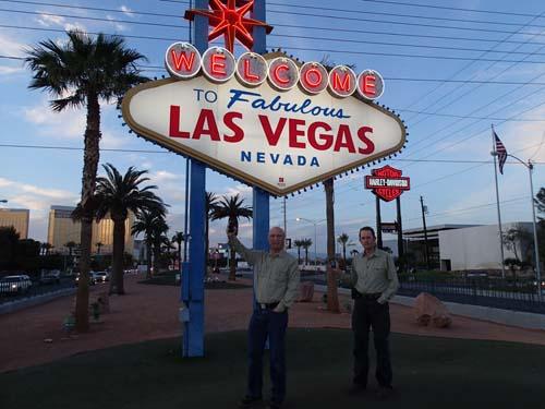 Fantastiska Las Vegas