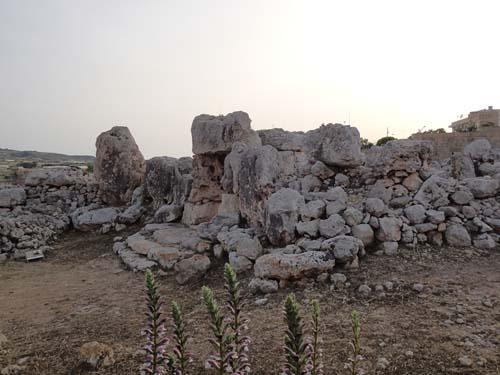 Ta' Hagrat Temples
