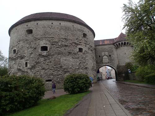 1500-talets befästningar är minst lika imponerande som de medeltida!