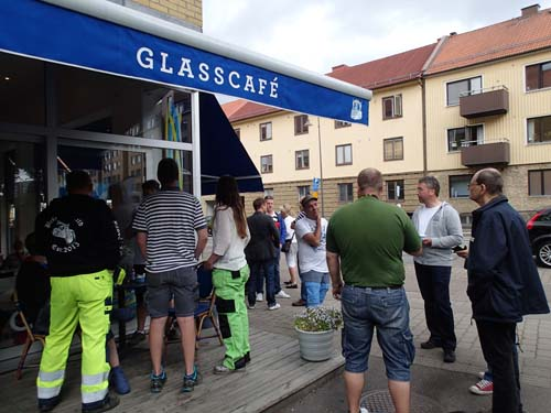 Glassevent