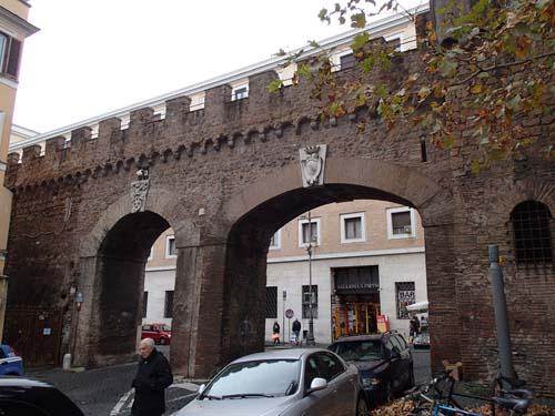 Port till Vatikanen