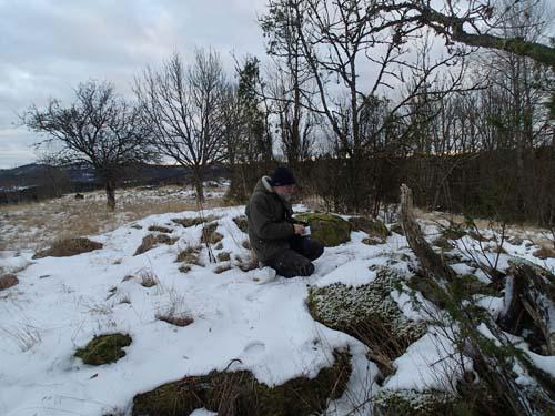 Vintercaching